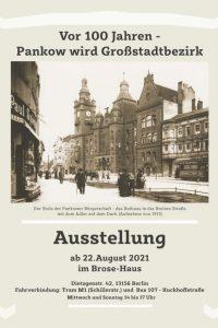 Brosehaus - Austellung 100 Jahre Großberlin - Kopie